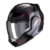 CASCO MODULARE SCORPION EXO TECH PULSE RED