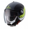 CASCO JET RIVIERA V3 SWAY MATT ANTHRACITE BLACK YELLOW FLUO