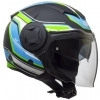 CASCO CGM OPEN FACE CHICAGO NERO OPACO 129G