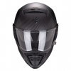 CASCO INTEGRALE SCORPION EXO-FIGHTER HOSTIUM MATT BLACK SILVER